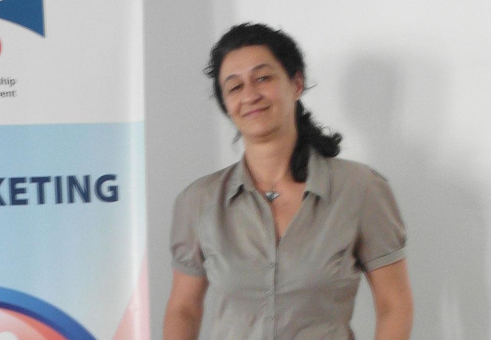 Elena Magdeska