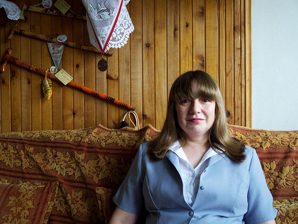Krystyna Mihailidis